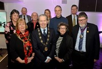 Image of Holocaust Memorial Day commemorated in Eastbourne