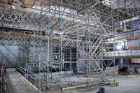 Scaffolding at the Congress
