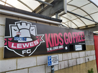 The Dripping Pan Lewes FC